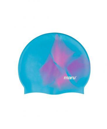Multi Colour Silicone Swimming Hat