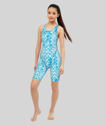 Shimmer Ecotech Sparkle Legsuit