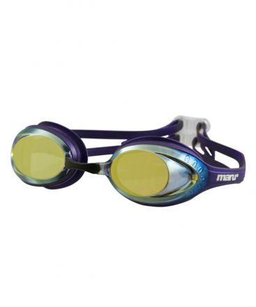 Sonic Mirror Anti-Fog Goggles-Purple/Multi