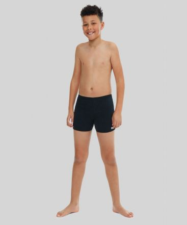 Boys Solid Short (Black)