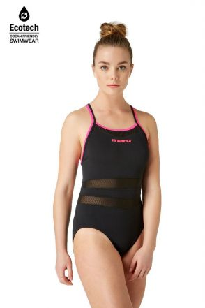 Panther (Black/Pink) Swimsuit