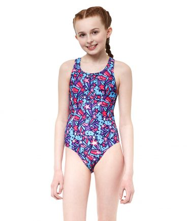 Comet Girls Swimsuit