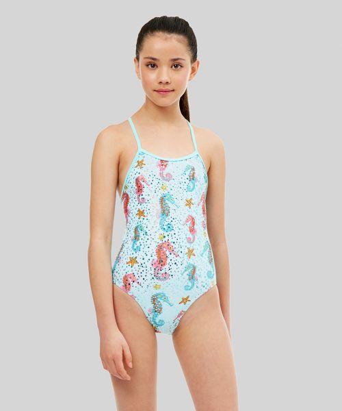 Bubbles Ecotech Sparkle Swimsuit