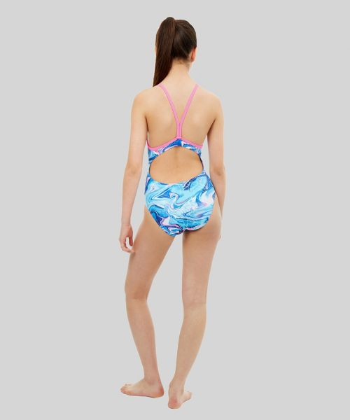 Marble Run Ecotech Sparkle Swimsuit