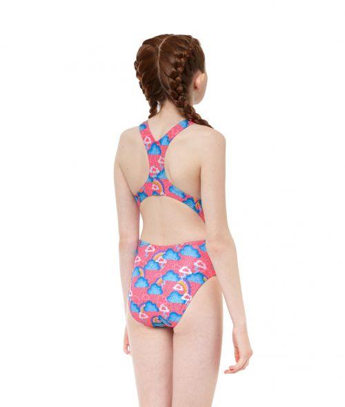 Cloudburst Girls Swimsuit
