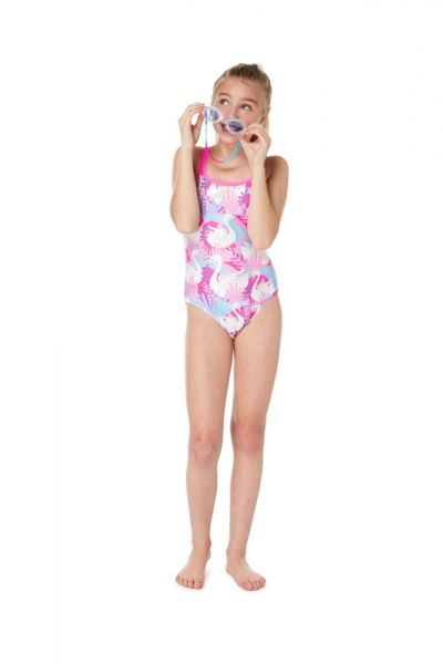 Swan Lake Girls Swimsuit