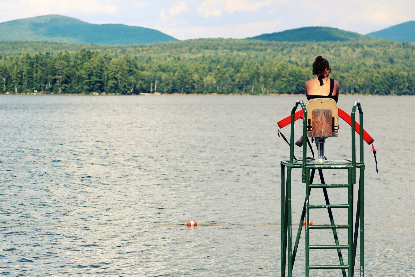 We couldn't swim without lifeguards: How you can get involved