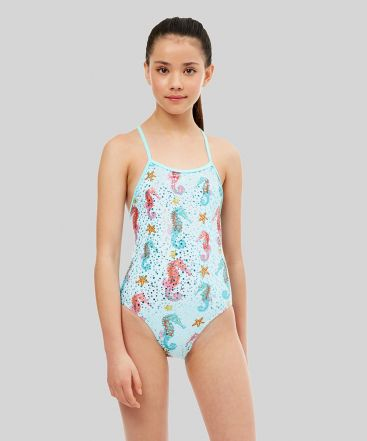 Bubbles Ecotech Sparkle Swimsuit