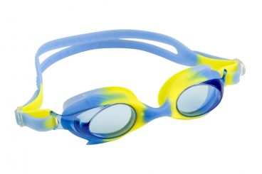 Dolphin Anti Fog Junior Goggle (Blue/Yellow)