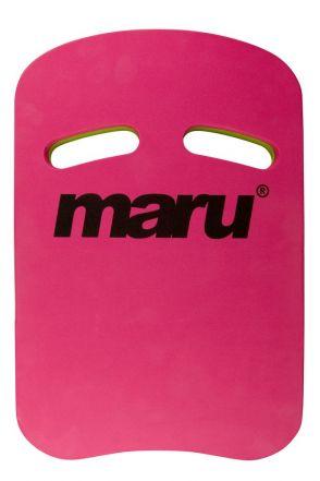 Two Grip Fitness Kickboard (Pink/Lime)