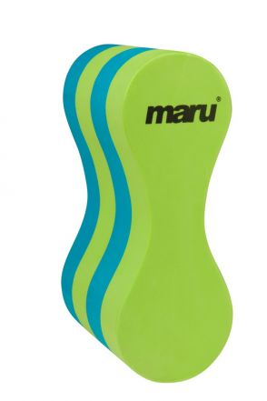 Junior Pull Buoy (Blue/Lime)