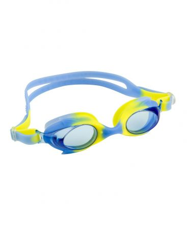 Dolphin Anti-Fog Junior Goggle (Blue/Yellow)