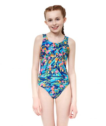 Splatter Girls Swimsuit
