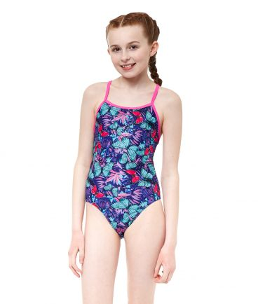 Farfalla Girls Swimsuit