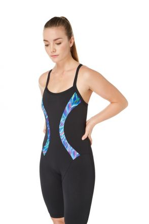 Aquarius Panel Legsuit