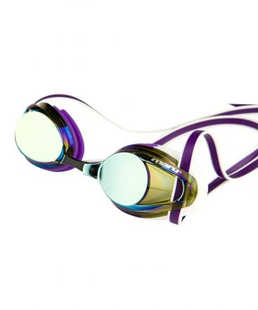 Pulsar Mirror Anti Fog Goggle (Gold/Purple/White)