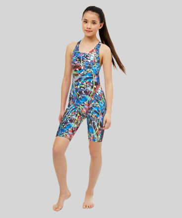 Splash Ecotech Girls Legsuit