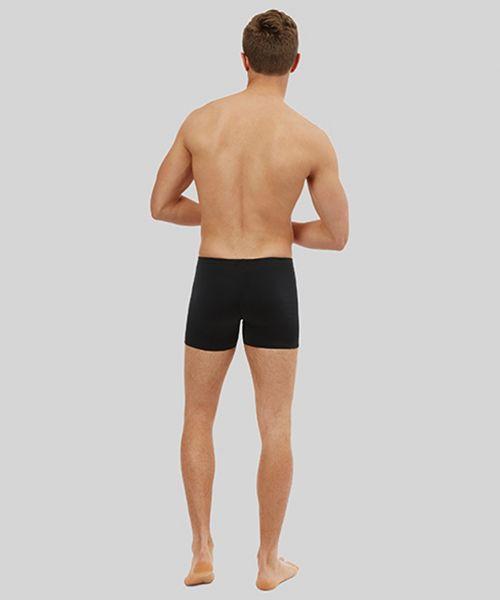 Men's Solid Short (Black)