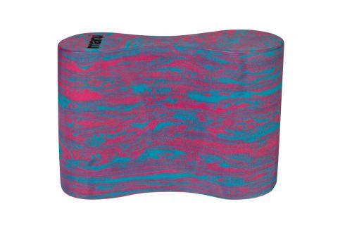 Swirl Pull Buoy (Swirl Blue/Pink)