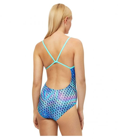 Techno Prism Swimsuit