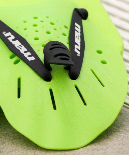 Hand Paddles (Lime)