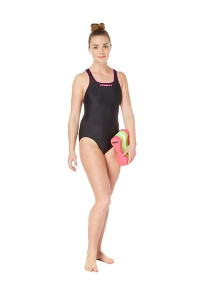 Shadow (Black/Pink) Swimsuit