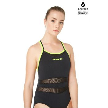 Panther Ace Back (Black/Mojito) Swimsuit