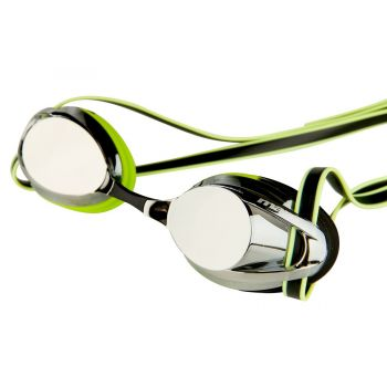 Pulsar Mirror Anti Fog Goggle (Silver/Lime/Black)