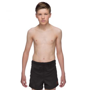 Solid Tactel Boys Swimming Short