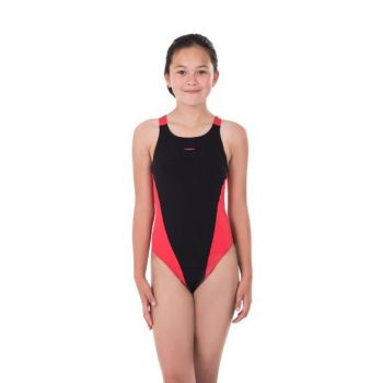 Team Pacer Vault Back Girls Swimsuit