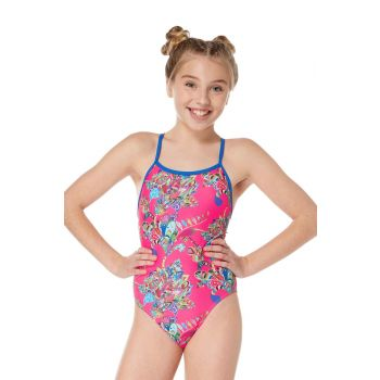 Kalahari Pacer Fly Back Girls Swimsuit