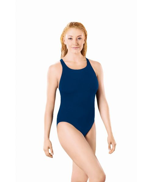 d57fd84dc8 Solid Pacer Open Back (Royal Blue) - Women s Essentials Swimwear