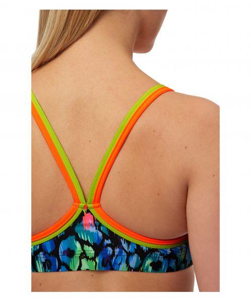 Neon Jungle Training Bikini