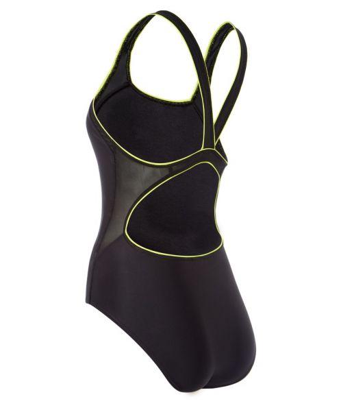 Shadow (Black/Mojito) Swimsuit
