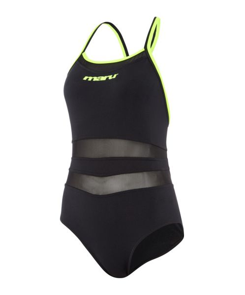 Panther (Black/Mojito) Swimsuit