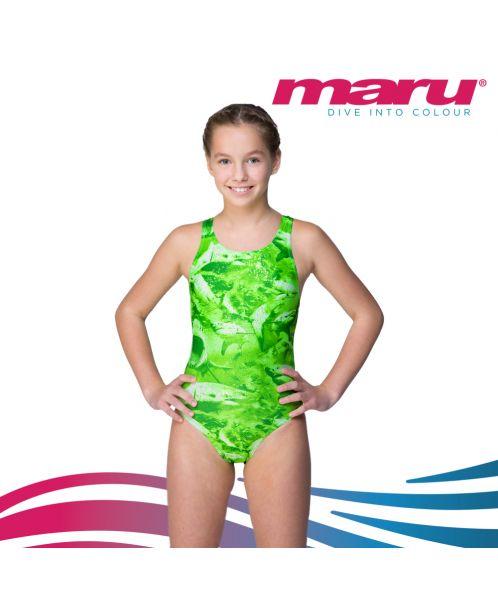 Jaws Girls Swimsuit