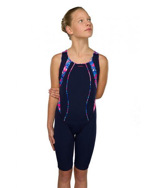 Busy Lizzie Pacer Panel Legsuit