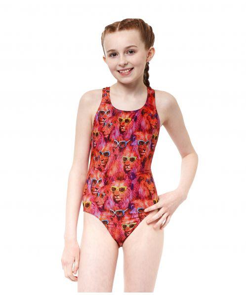 09221eba6e7 Cool Catz Rave Back - Maru Girls Swimwear
