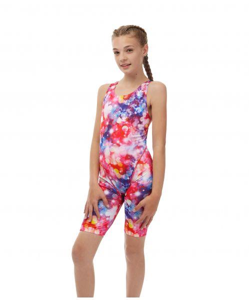 f724fc440a946 Celeste Pacer Legsuit   Maru Girls Swimwear AW18