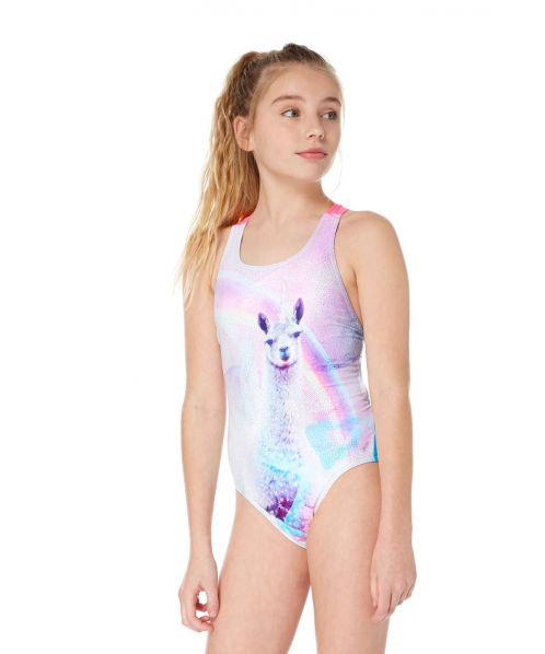 9c85cf755f Lily Sparkle Rave Back|Maru Girls Swimwear SS19