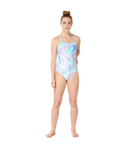 1f87210dd3 Surfside Sparkle Jay Back | Maru Women's Swimwear SS19