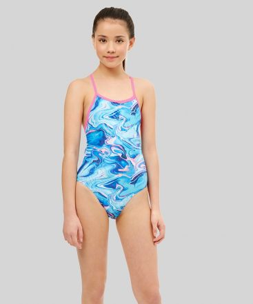 Marble Run Ecotech Sparkle Swimsuit