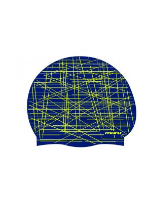 Printed Silicone Swimming Hat