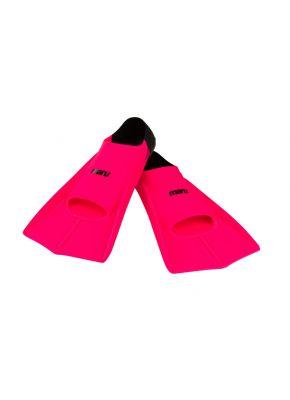 Training Fins - Neon Pink/Black