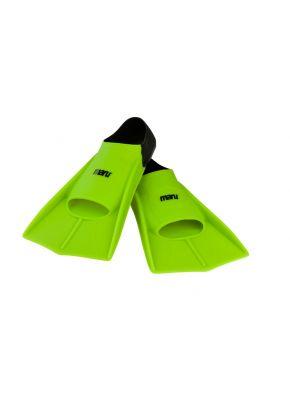 Training Fins - Neon Lime/Black