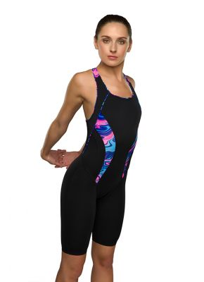 Galaxy Swirl Pacer Panel Legsuit
