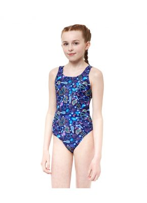 Night Fever Girls Swimsuit