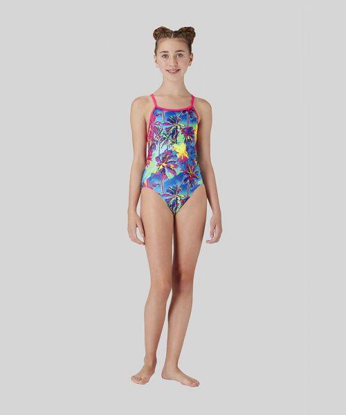 Holiday Ecotech Girls Swimsuit