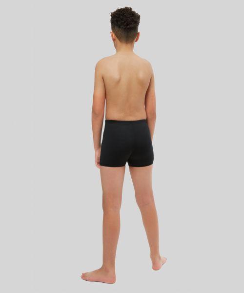 Boys Solid Short (Black)