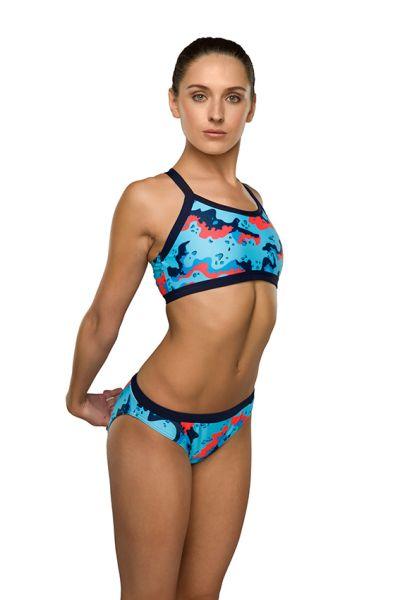 Mercury Rising Pacer Training Bikini